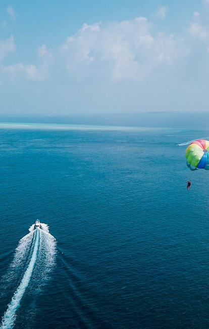 Find the top water sports activities in Pefkohori only from Apartment Chalkidiki